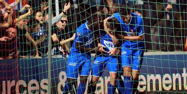 Gent-fans kraaien van de pret na demonstratie:  Wat een zalige speler