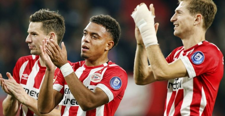'PSV pakt door en praat met Raiola over contract tot 2022 of 2023'