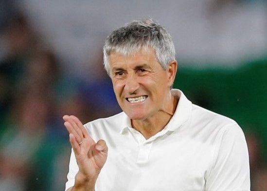 El Betis vuelve al trabajo tras la derrota en Liga para enfrentarse al Milan