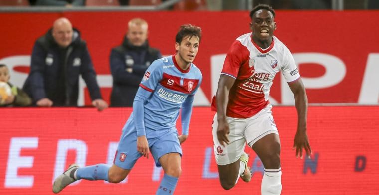 Zwak Utrecht laat zich naar slachtbank leiden door FC Twente