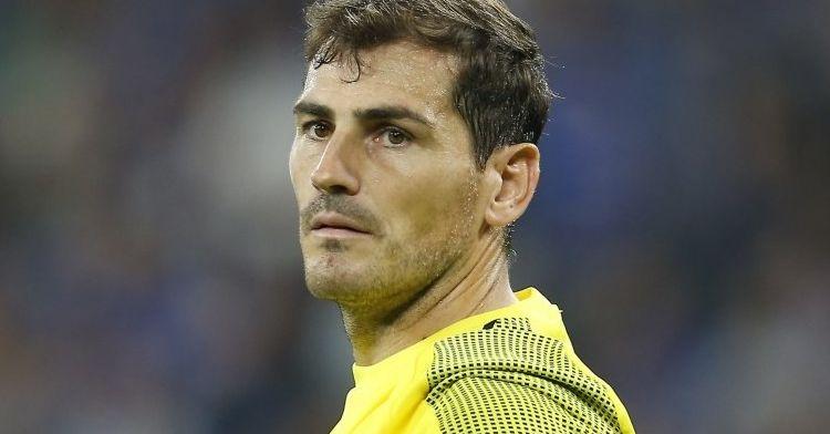 Casillas pide tranquilidad al madridismo: Hay que mantener la calma