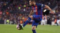 Imagen: Jordi Alba está a un paso de conseguir este increíble registro con el Barça