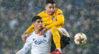 Imagen: Giménez no entrena con el grupo y es duda para Dortmund