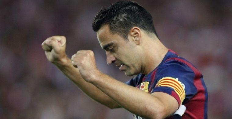 Xavi Hernández deja claro que nunca será como Mourinho