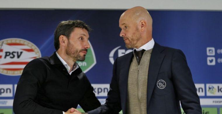KNVB past speelschema aan voor Ajax en PSV: 'Die verplichting hebben wij'