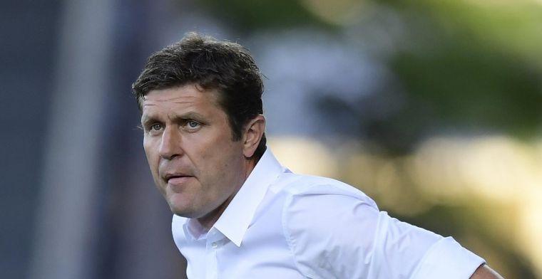Verheyen over oude bekende: Hij heeft zeker het niveau voor Anderlecht