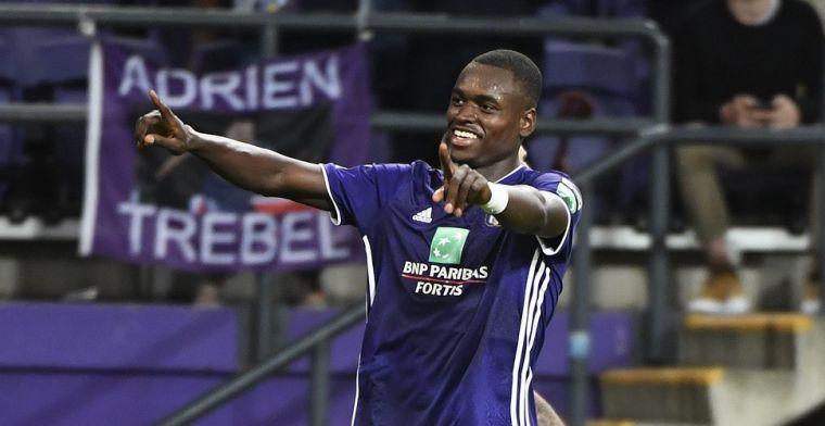 Goed nieuws en veel hoop bij Anderlecht na update over blessure van Dimata