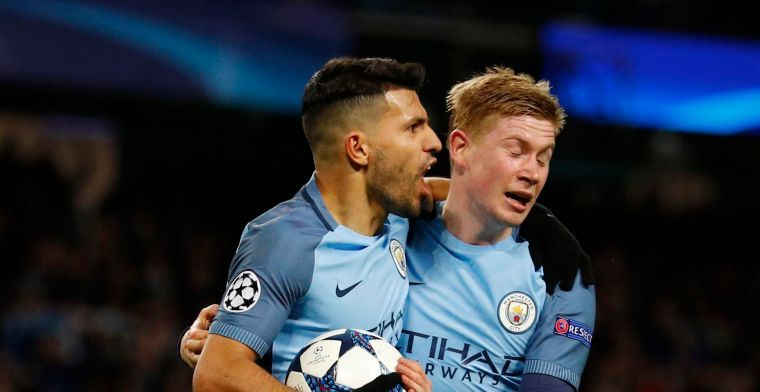 OPSTELLING: De Bruyne keert terug in de basis bij Manchester City