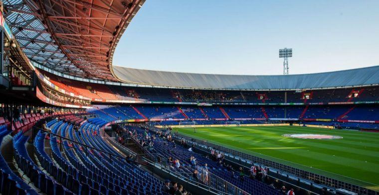 'Bij Feyenoord was lange wachtlijst, maar zelfs daar dreigt 't minder te worden'