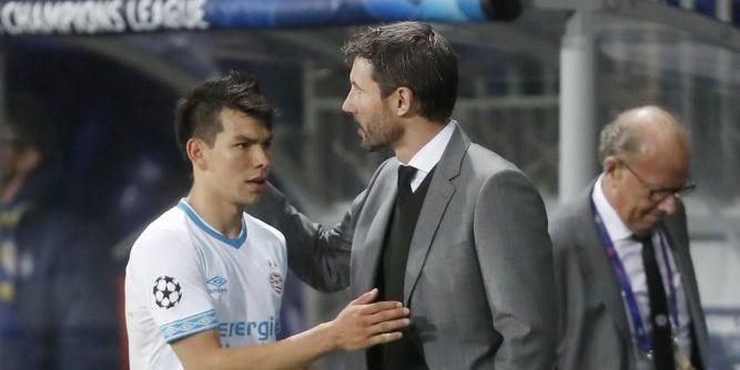 Van Bommel pareert kritiek op Lozano: 'Dat kan ik dan ook tegen anderen zeggen'