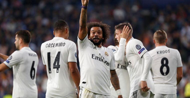 Real Madrid bezweert crisis, CSKA Moskou tuimelt van plek één naar plek drie