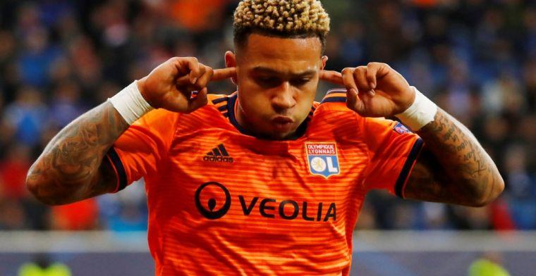 Spektakelstuk in Hoffenheim: scorende Memphis ziet 3-3 vallen in blessuretijd