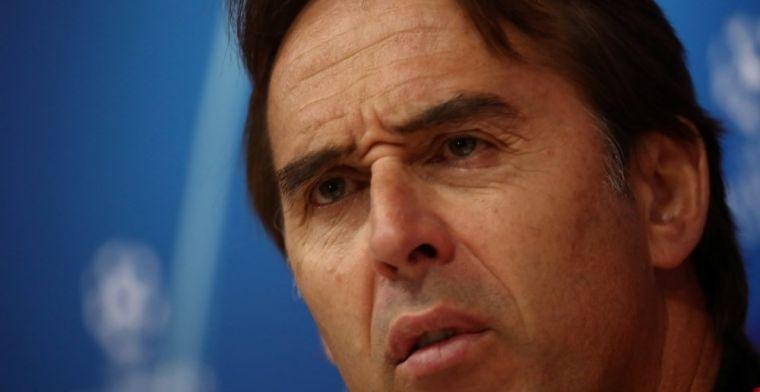 Rubalcaba: Lopetegui saldrá antes que Franco o Pedro Sánchez