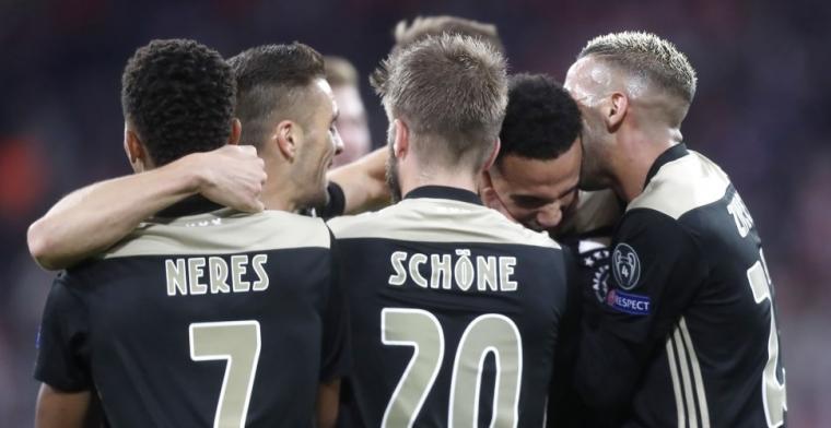 Ajax krijgt verzoek van UEFA en moet verplicht in uitshirt spelen tegen Benfica