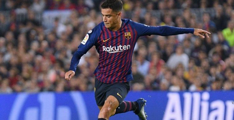 Lo que el Barcelona ha desperdiciado de Coutinho por culpa de Messi