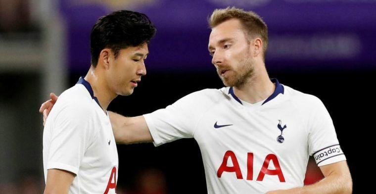'Tottenham zonder Dele Alli tegen PSV, basisplek 'fitte' Eriksen onzeker'