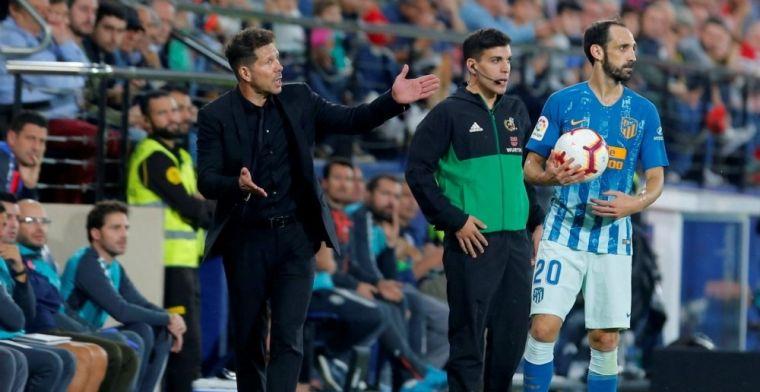 """Zorc: """"El Atlético tiene una calidad brutal"""""""