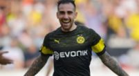 Imagen: Alcácer se redescubre en Dortmund: 1 gol cada 18'
