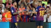"Imagen: Jordi Alba: ""Nadie puede reemplazar a Leo Messi"""