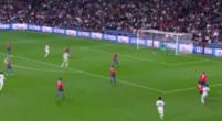 Imagen: GOL | Benzema adelanta al Madrid con un cabezazo potentísimo