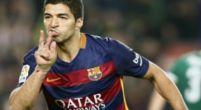Imagen: Luis Suárez se borra del entrenamiento del Barça a última hora