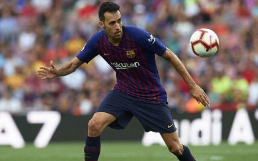 Imagen: VÍDEO | El gesto técnico de Busquets que pusó en pie a todo el Camp Nou