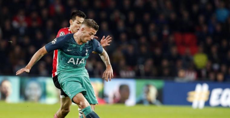 Alderweireld zag Ajax winnen van Benfica: 'Kijk er met veel interesse naar'