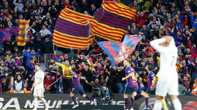 LA CRÓNICA DEL 'CLÁSICO' | El Barça quiso, el Madrid no