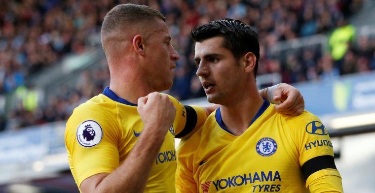 Wereldgoal Xhaka niet voldoende voor Arsenal, Chelsea kan het ook zonder Hazard