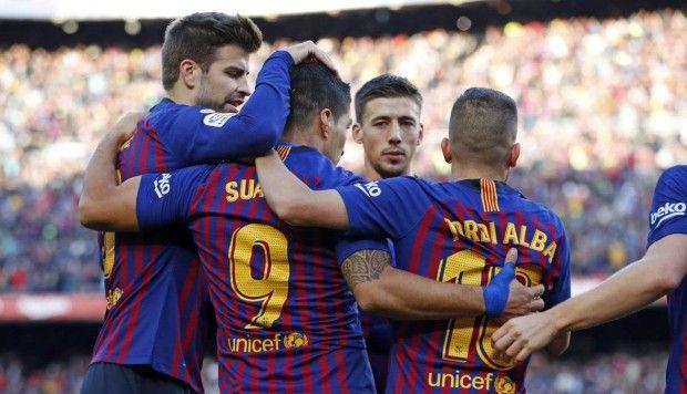 Así reaccionaron los jugadores del Barça tras la histórica goleada