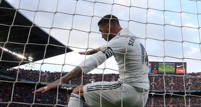 Ramos se muestra contrario a la llegada de Conte: El respeto se gana