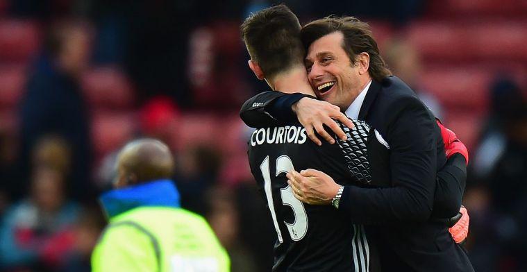 Conte, en 2013: El Real Madrid es lo máximo