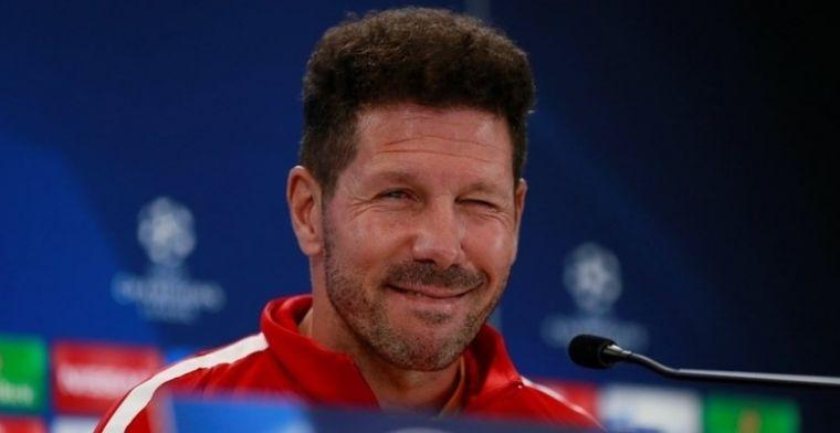 Simeone devuelve su confianza a este jugador en la Copa del Rey