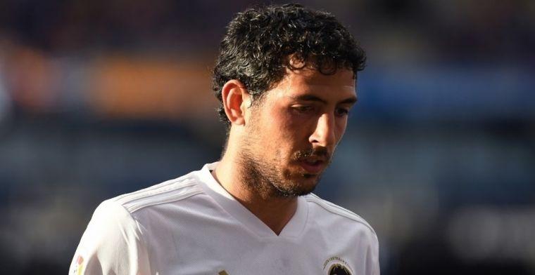 El Valencia confirma la lesión de Dani Parejo