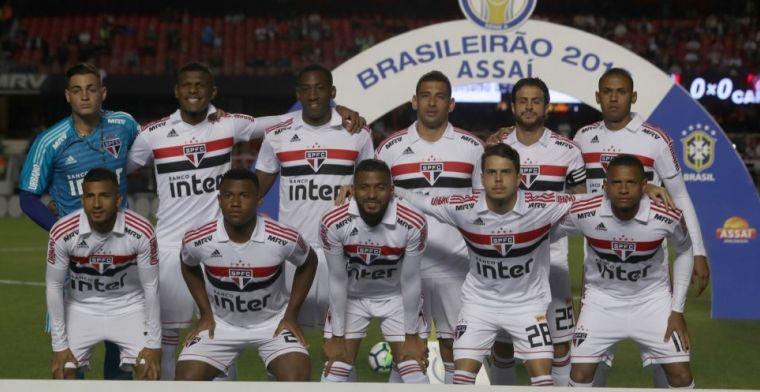 'Braziliaanse voetballer op gruwelijke en bizarre wijze om het leven gebracht'