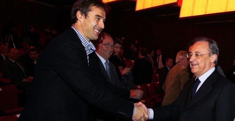 Florentino cesará a Lopetegui esta misma tarde