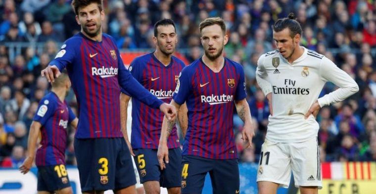 Helguera la lía en Twitter con el Barça-Madrid y tiene que proteger su cuenta