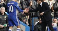 Imagen: La firma de Conte aleja el fichaje de Hazard por el Real Madrid