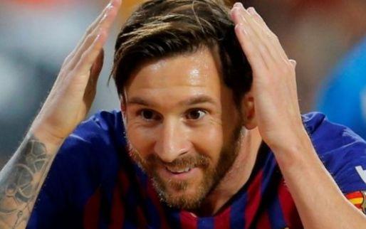 Imagen: Javier Tebas apoya crear el premio Leo Messi al mejor jugador