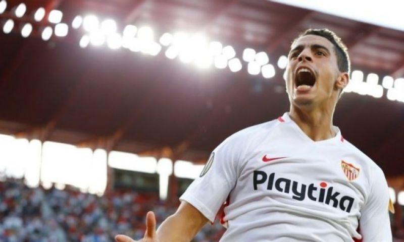 Imagen: La gran aportación, en tres temporadas, de Ben Yedder al Sevilla