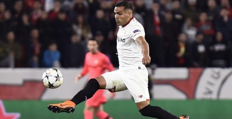 El Sevilla aborda la renovación de Mercado