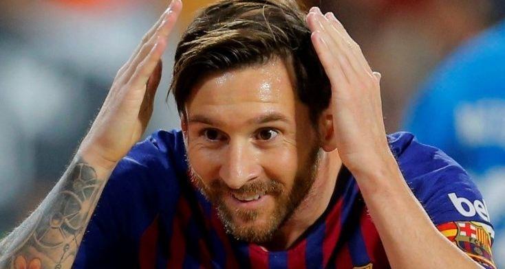 Javier Tebas apoya crear el premio Leo Messi al mejor jugador