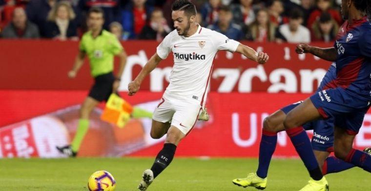 En Sevilla se huelen el adiós de Sarabia por 21 M€