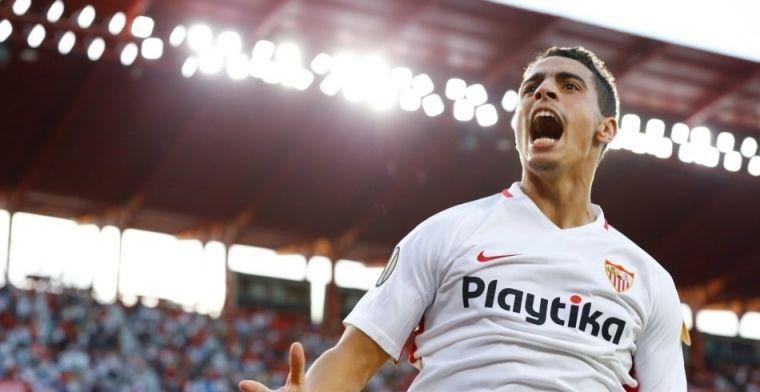 La gran aportación, en tres temporadas, de Ben Yedder al Sevilla