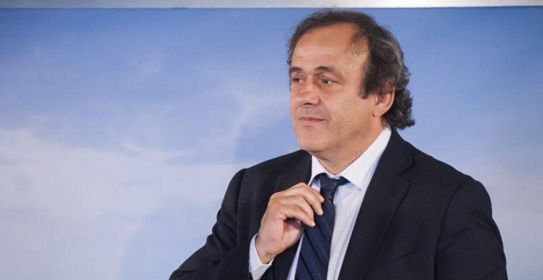 Platini: Nunca ha sido tan fácil decidir quién debe ser el Balón de Oro