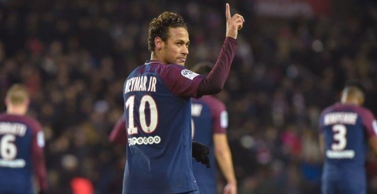 Neymar: Cristiano es un monstruo y Messi, mi ídolo