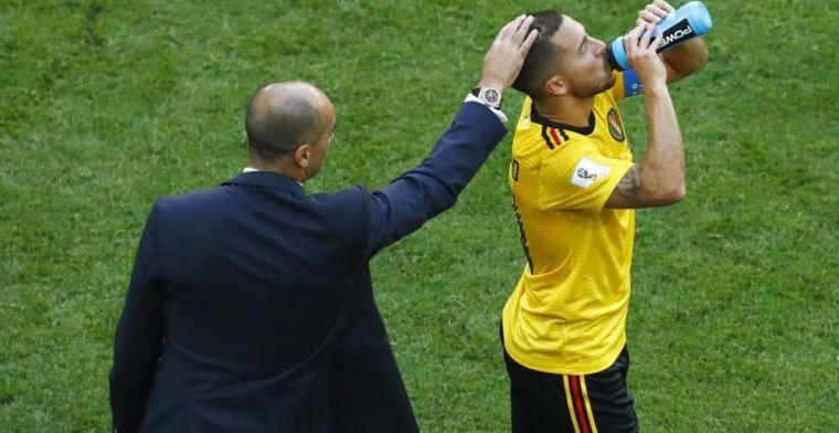 SER: Bélgica no será un problema para fichar a Robert Martínez