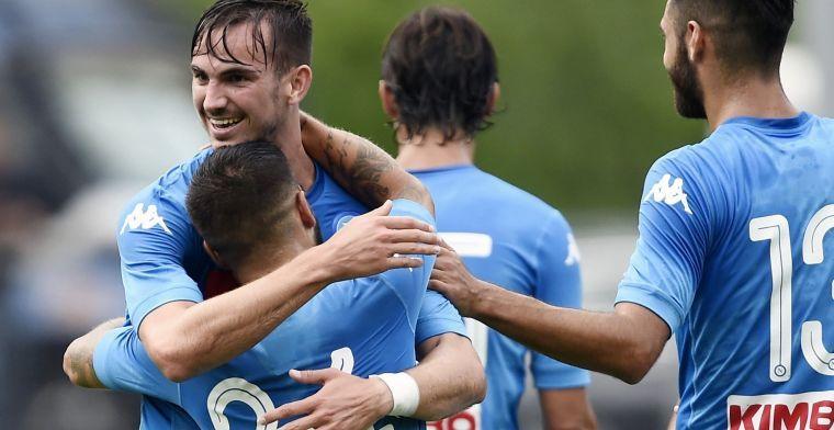 Fabián Ruiz conquista definitivamente a Carlo Ancelotti