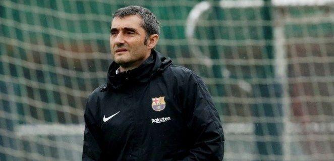 Ernesto Valverde deja entrever quien ocupará la posición de central