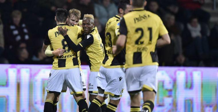 Odegaard en 18-jarige invaller gidsen Vitesse naar volgende ronde KNVB Beker